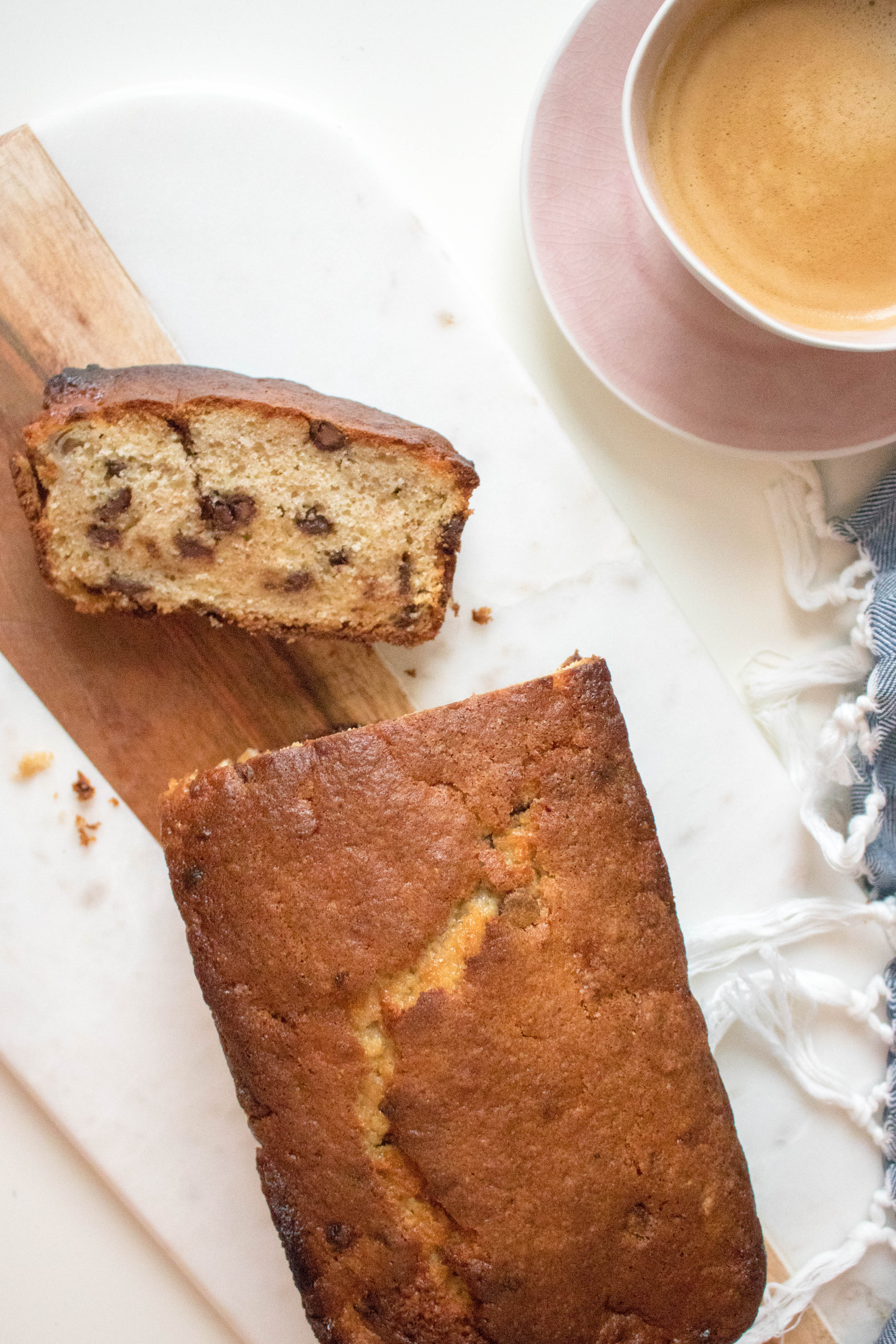 an edited lifestyle recipe banana bread