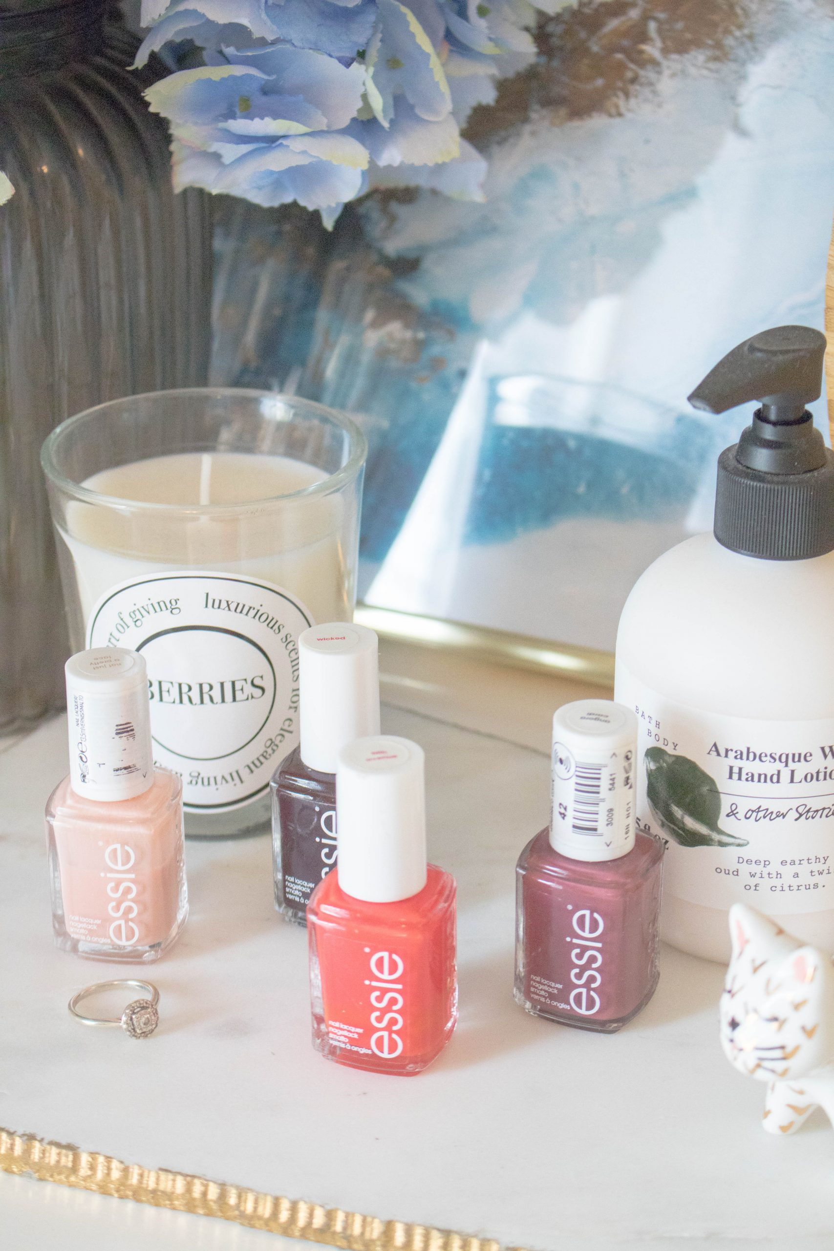 My Capsule Nail Polish Collection