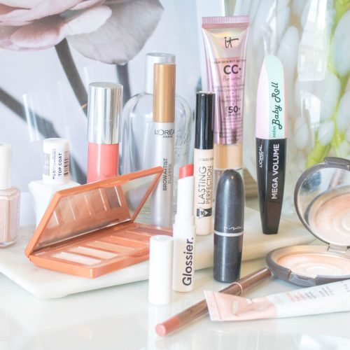 Creating a Capsule Makeup Collection