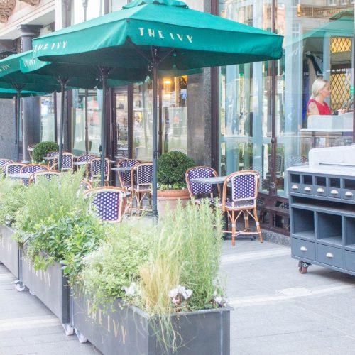 Leeds Eats: The Ivy Victoria Quarter