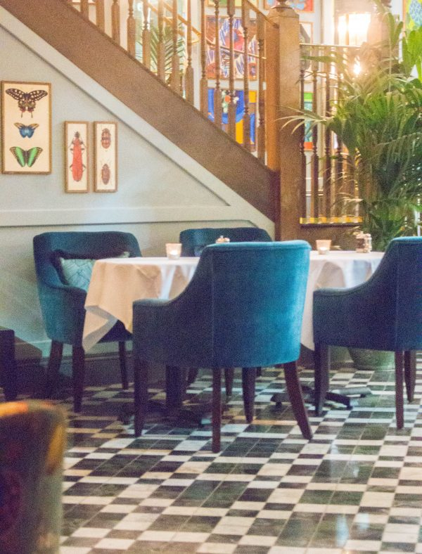 Leeds Eats: The Ivy Victoria Quarter