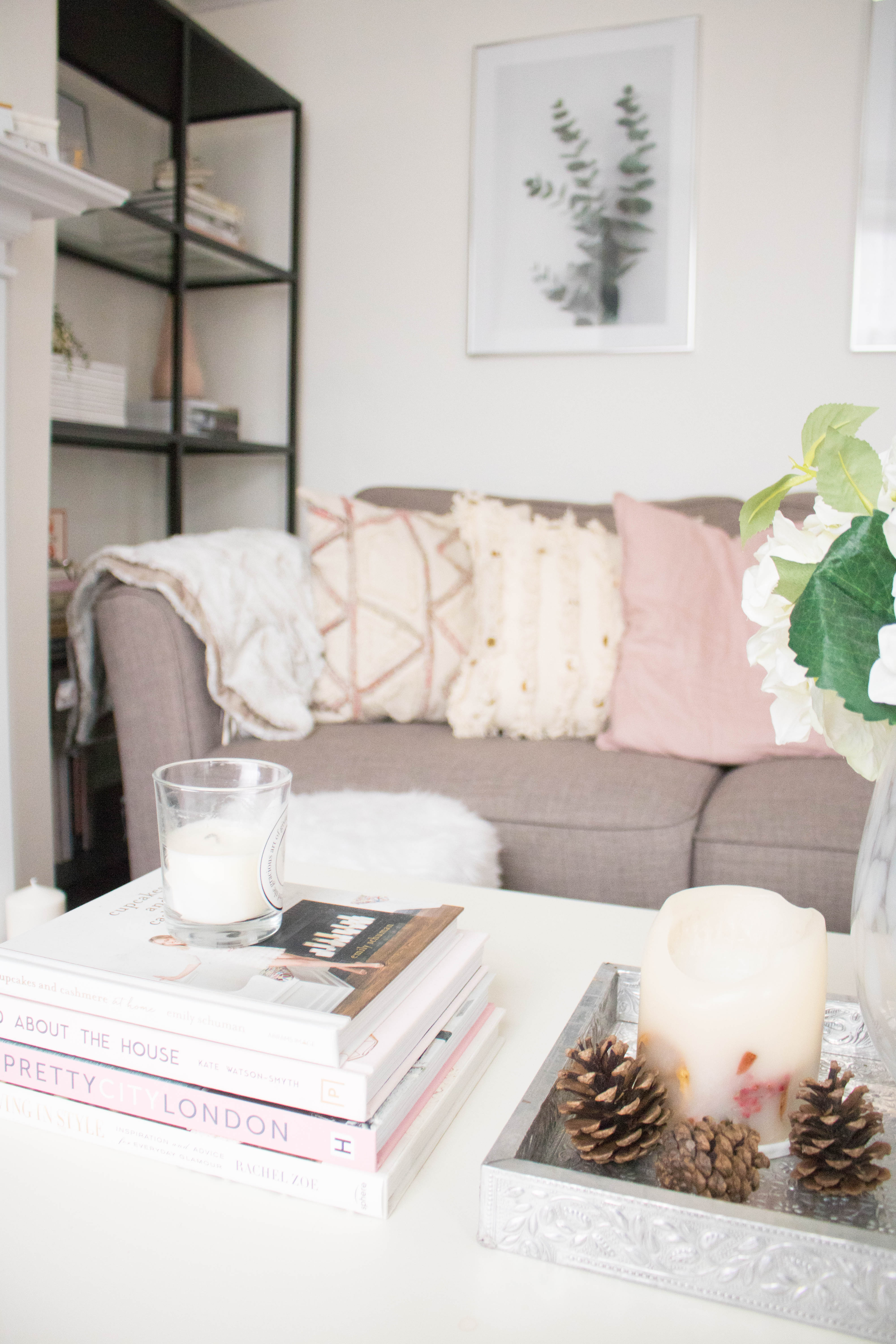 an edited lifestyle coffee table books