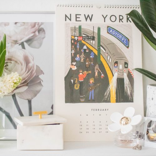 an edited lifestyle February goals