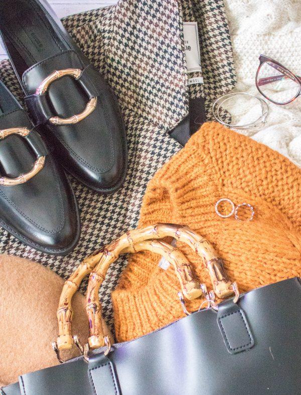 an edited lifestyle style winter wardrobe