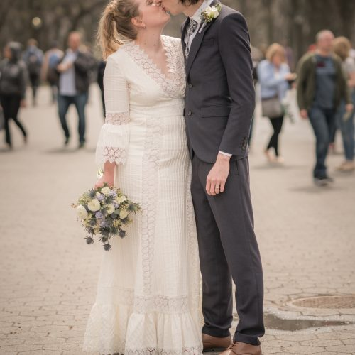 Our New York Wedding & Tips for Eloping