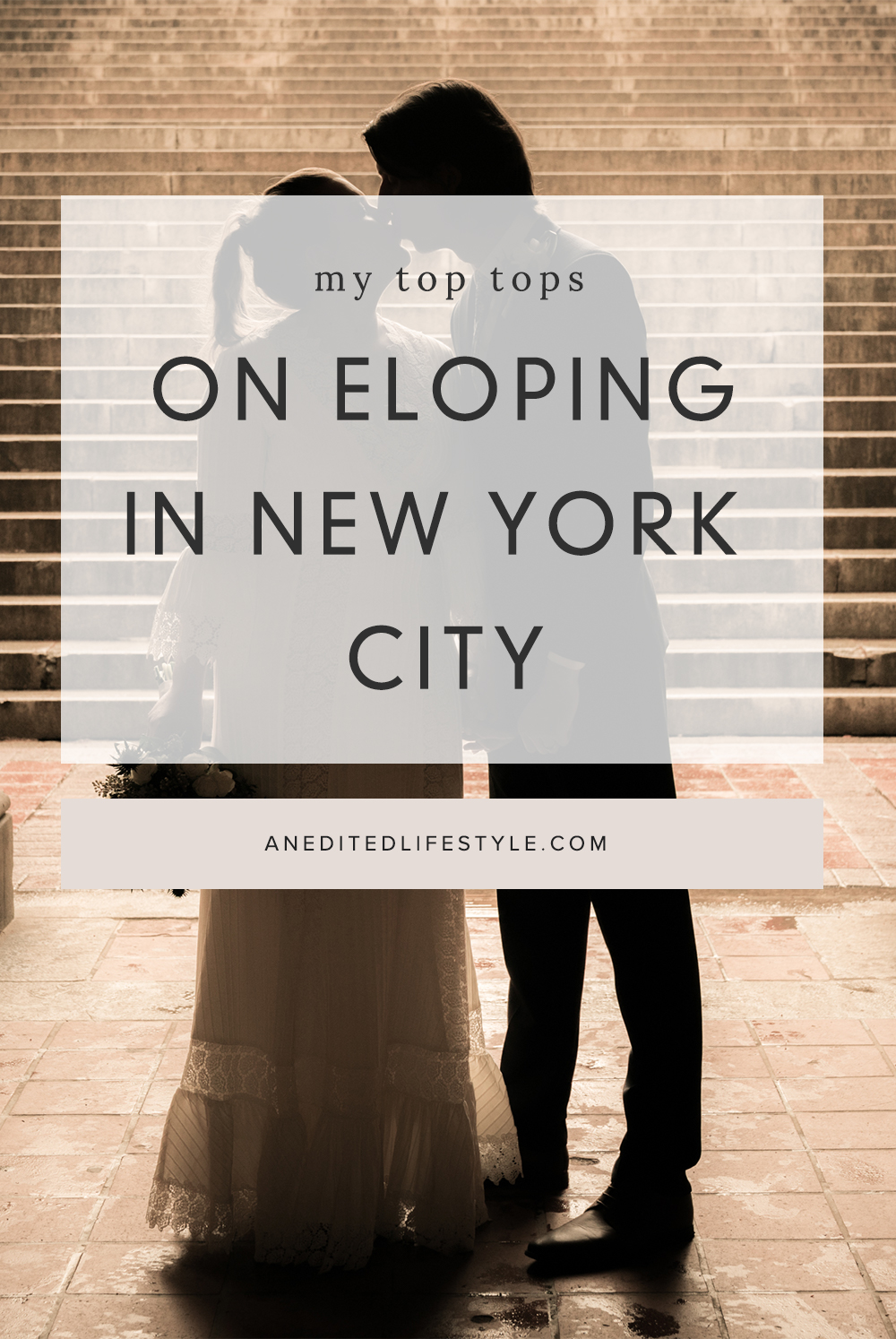 an edited lifestyle wedding tips for eloping