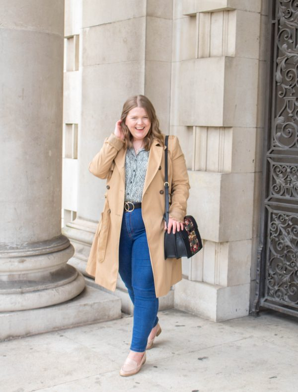 A Transitional Wardrobe Update
