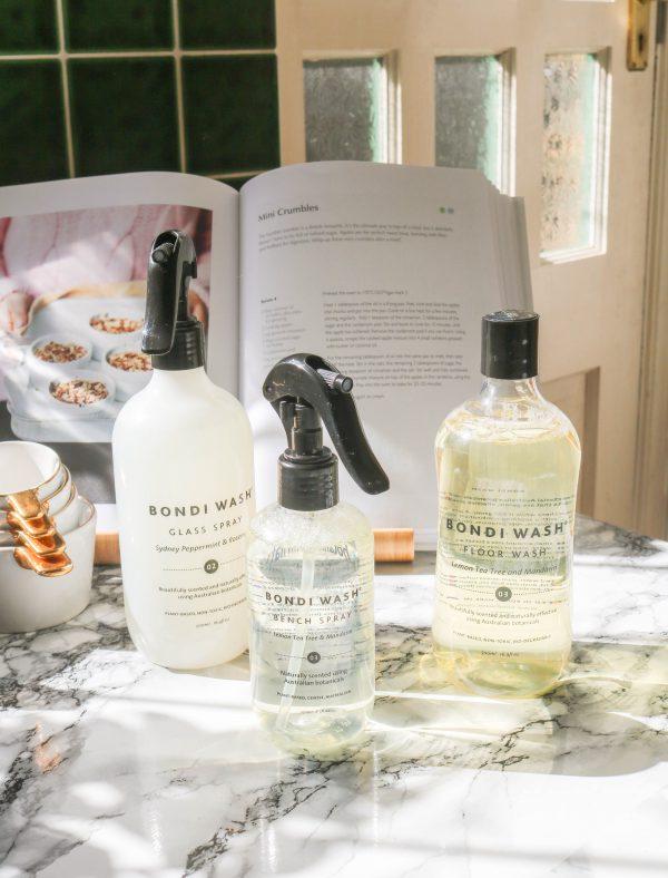 an edited lifestyle cleaning bondi wash