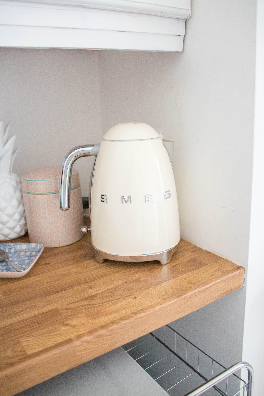 an edited lifestyle interiors rental kitchen makeover