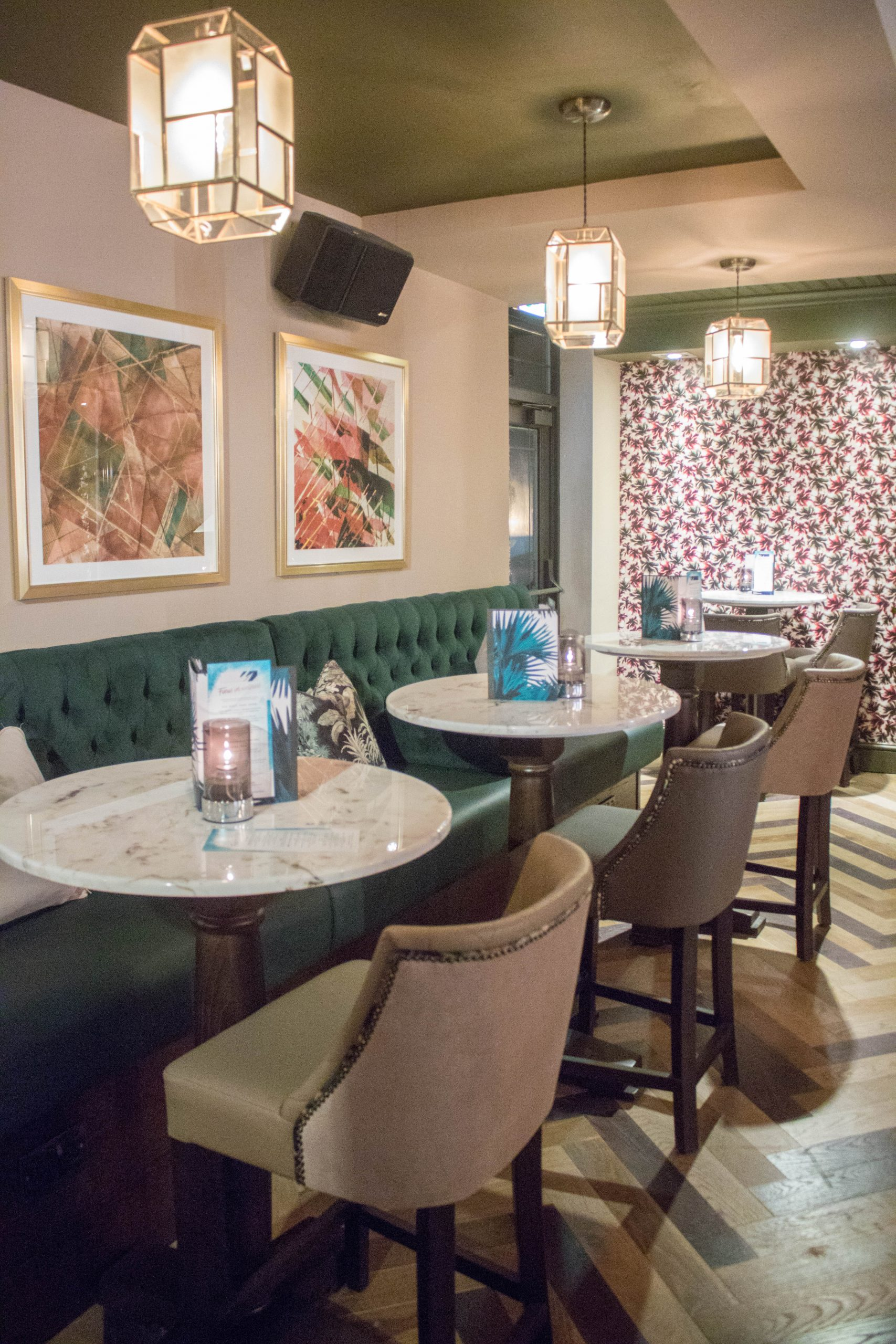 Leeds Eats: The Deer Park Pub