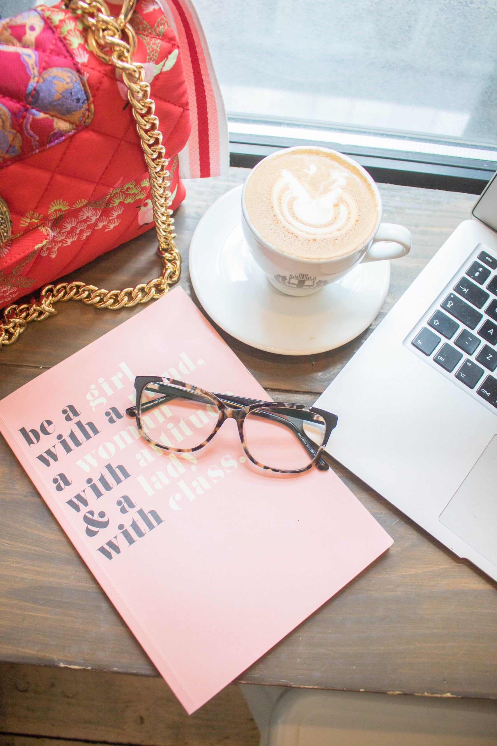 an edited lifestyle blogging while working full time