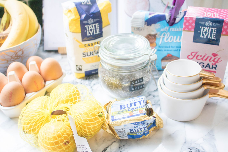an edited lifestyle recipe lemon drizzle cake