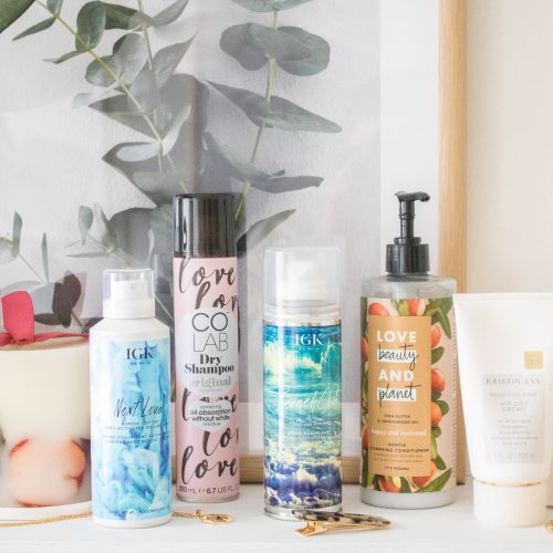 an edited lifestyle beauty fine hair haircare