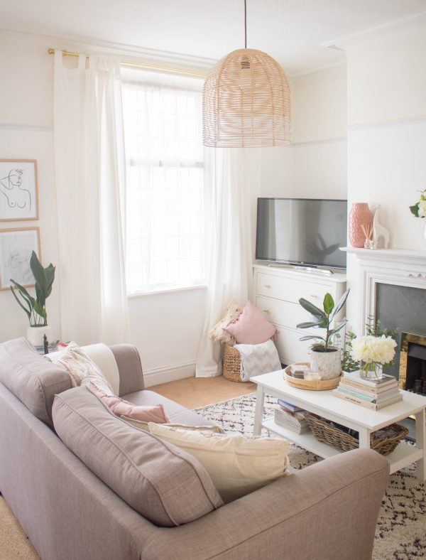 Living Room Layering
