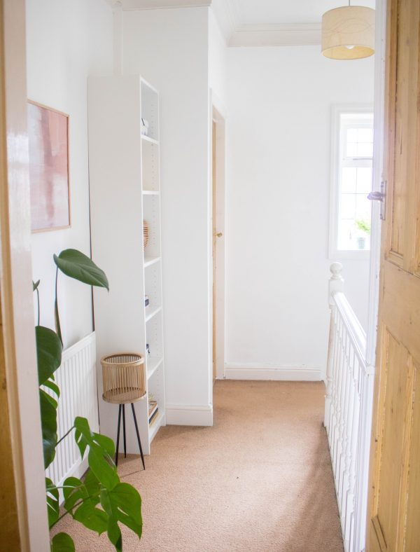 an edited lifestyle interiors hallway makeover reveal