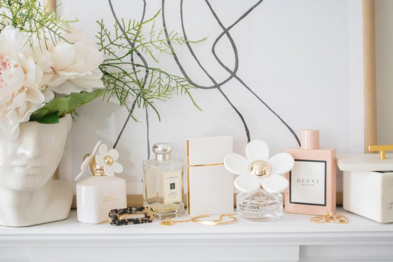 an edited lifestyle perfume collection