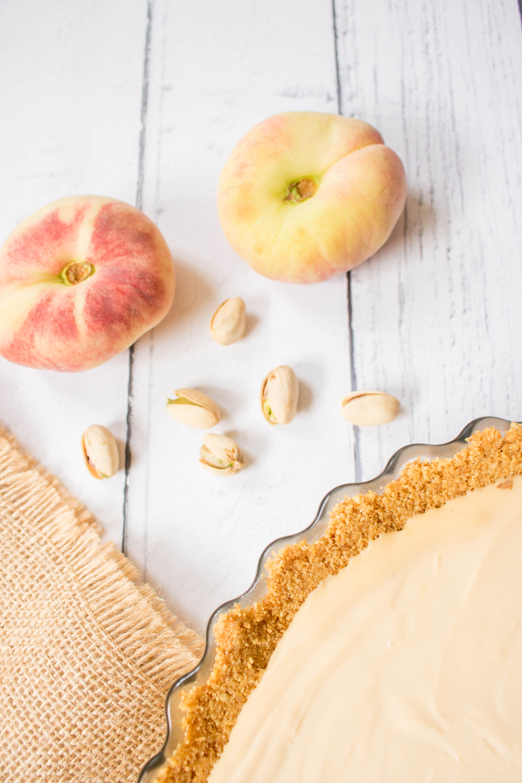 an edited lifestyle recipe honey mascarpone tart