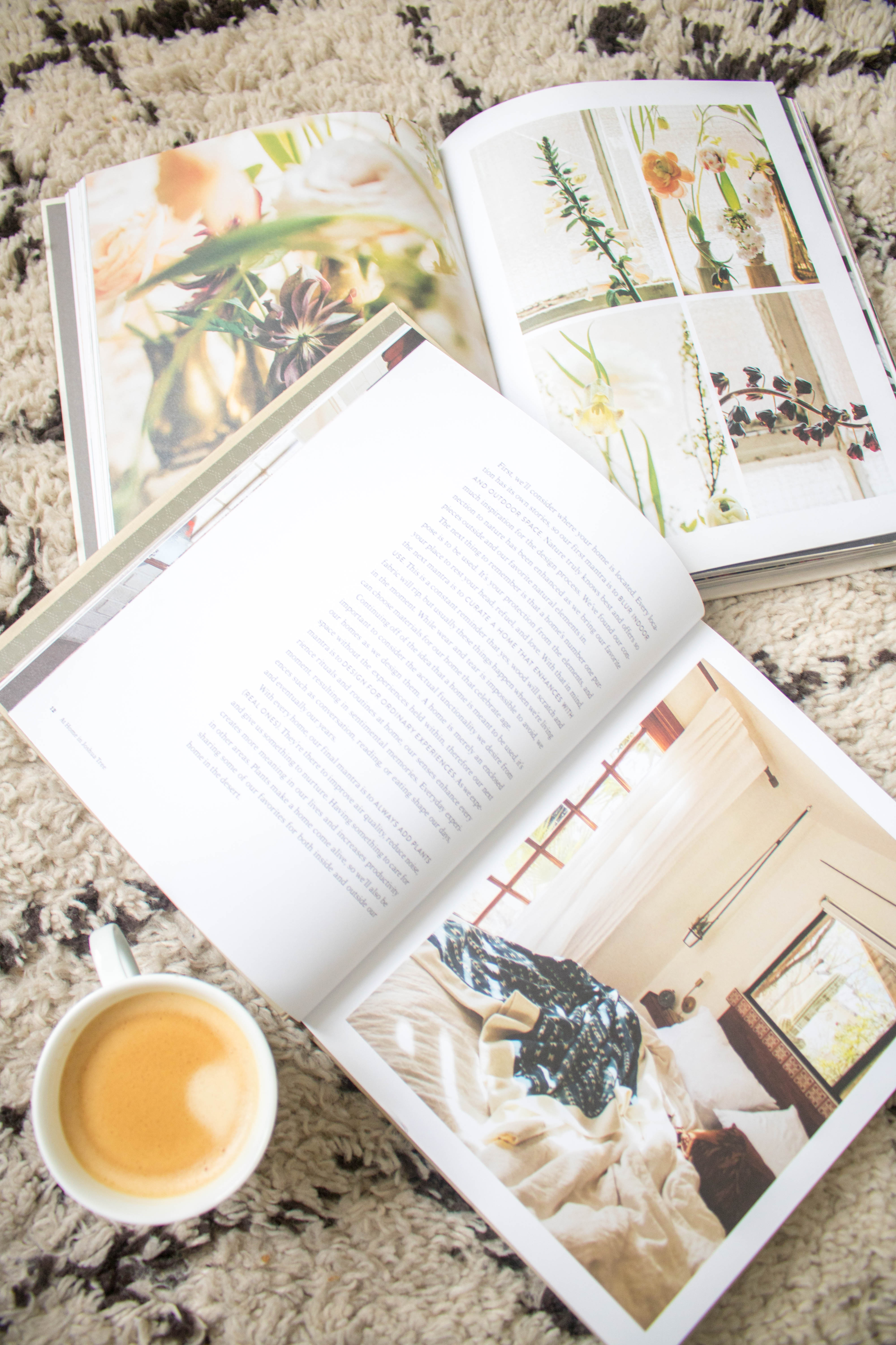 an edited lifestyle interiors coffee table book haul