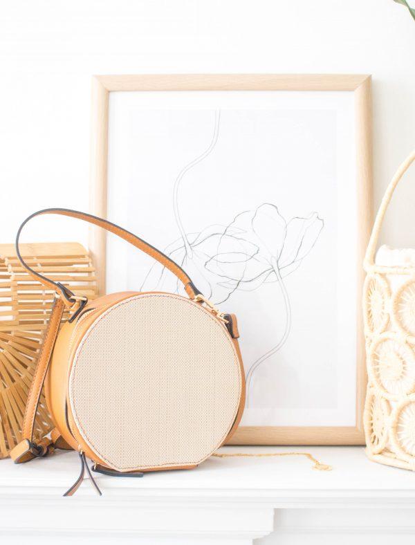 an edited lifestyle fashion summer handbags