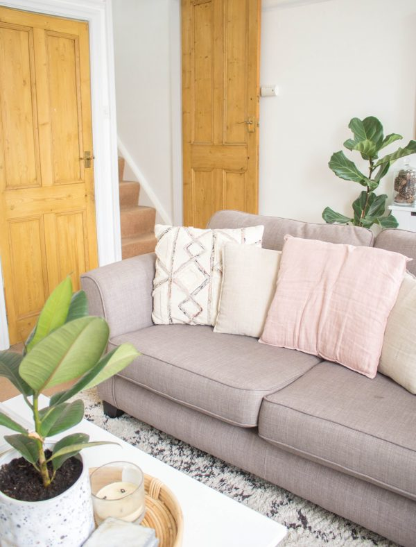 an edited lifestyle top tips for decorating a rental