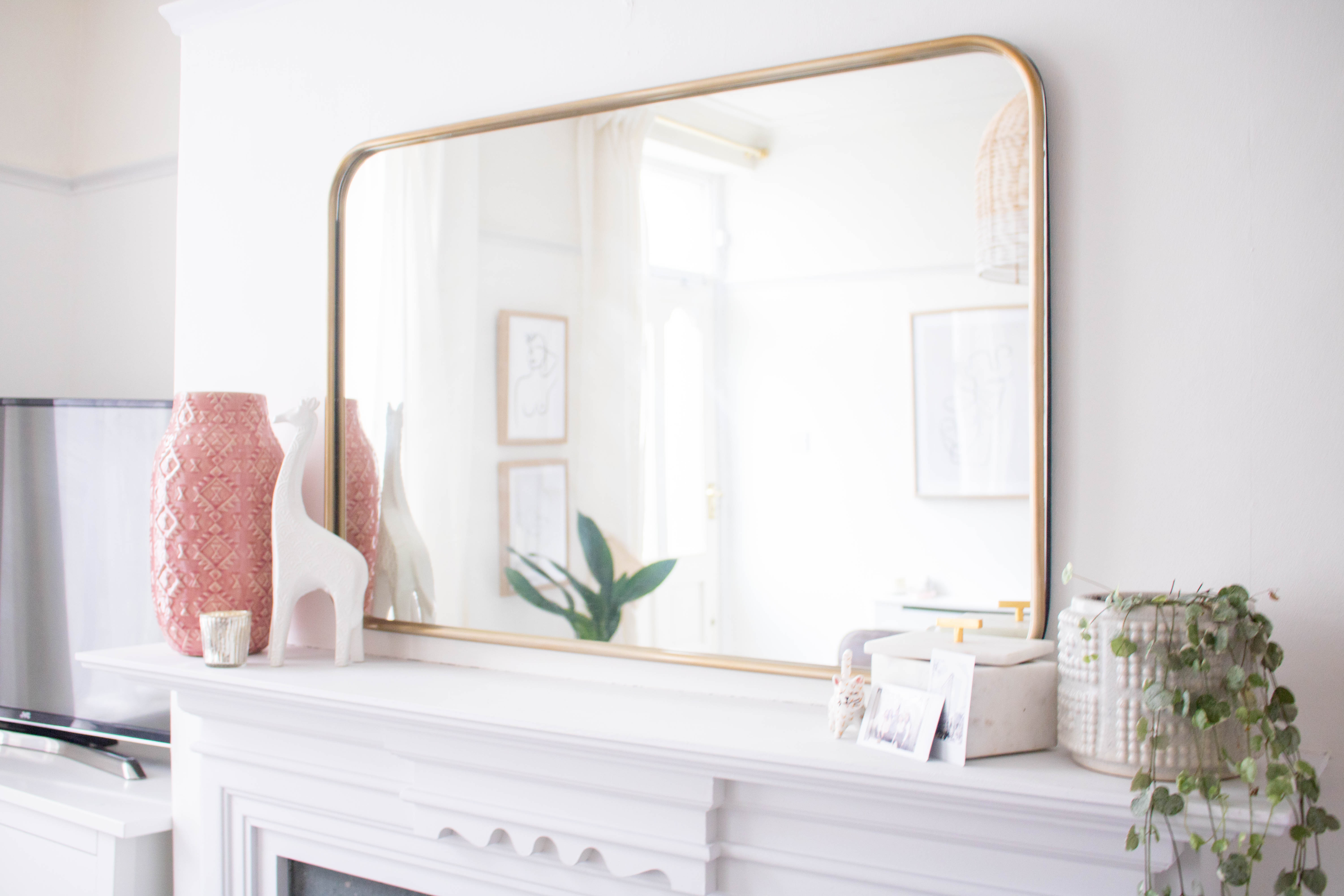 an edited lifestyle interiors style a small space