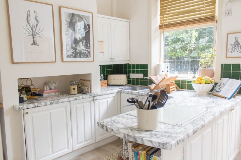 an edited lifestyle interiors kitchen styling