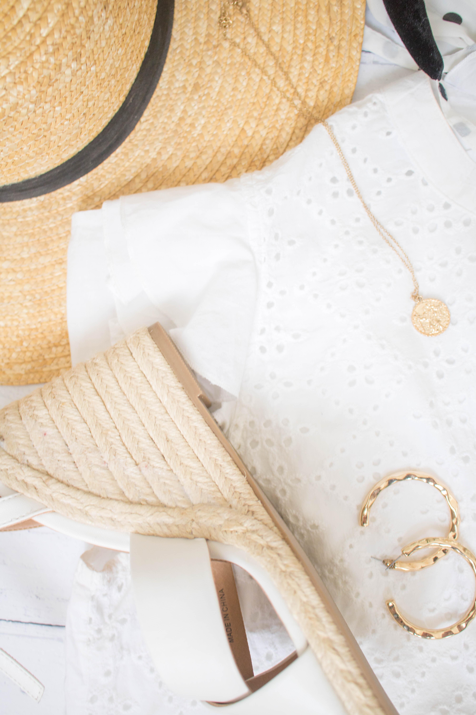 an edited lifestyle summer wardrobe wishlist