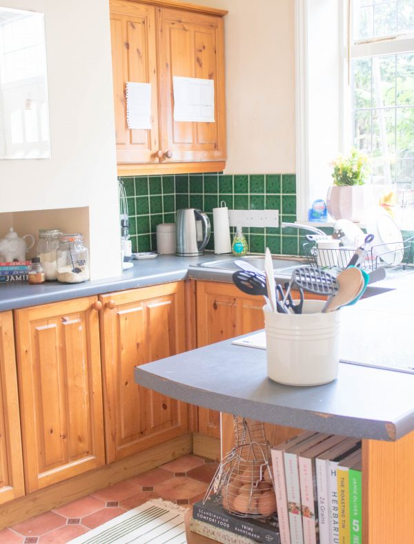 Plans for the New House | Kitchen