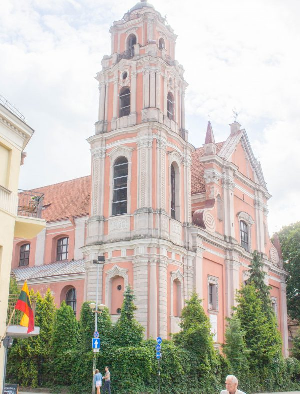 The Vilnius City Guide