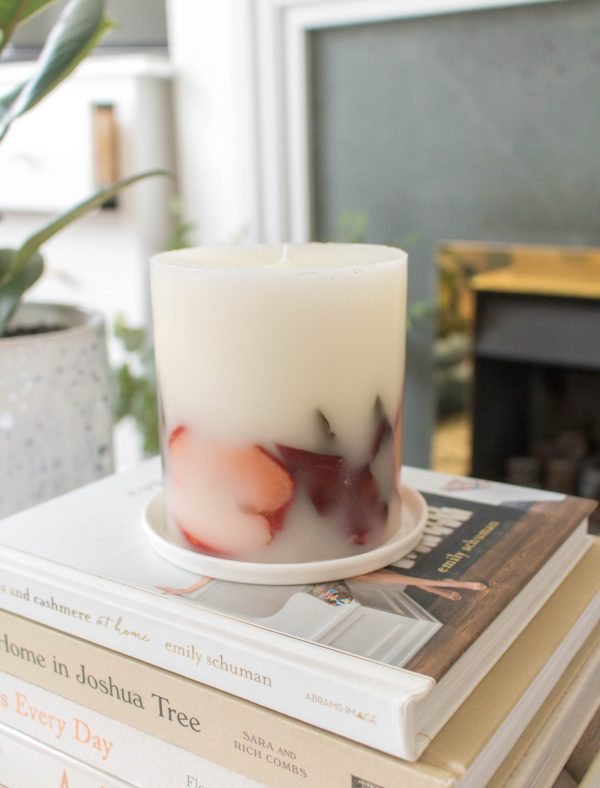 an edited lifestyle decor fall candles