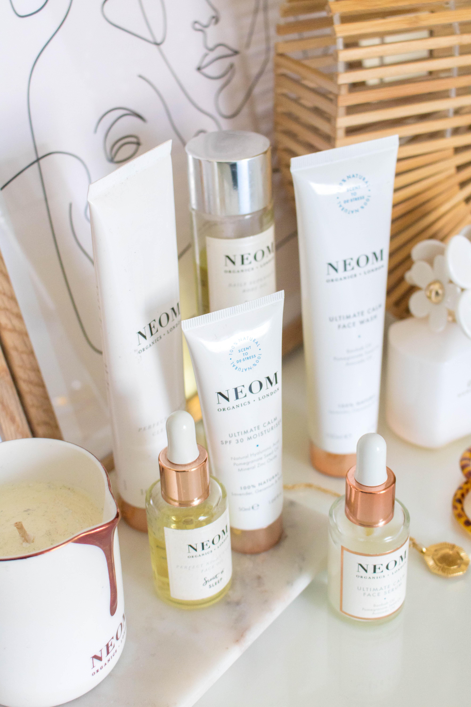 an edited lifestyle beauty neom skincare