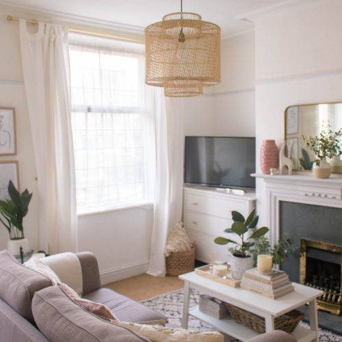 an edited lifestyle decor put together room