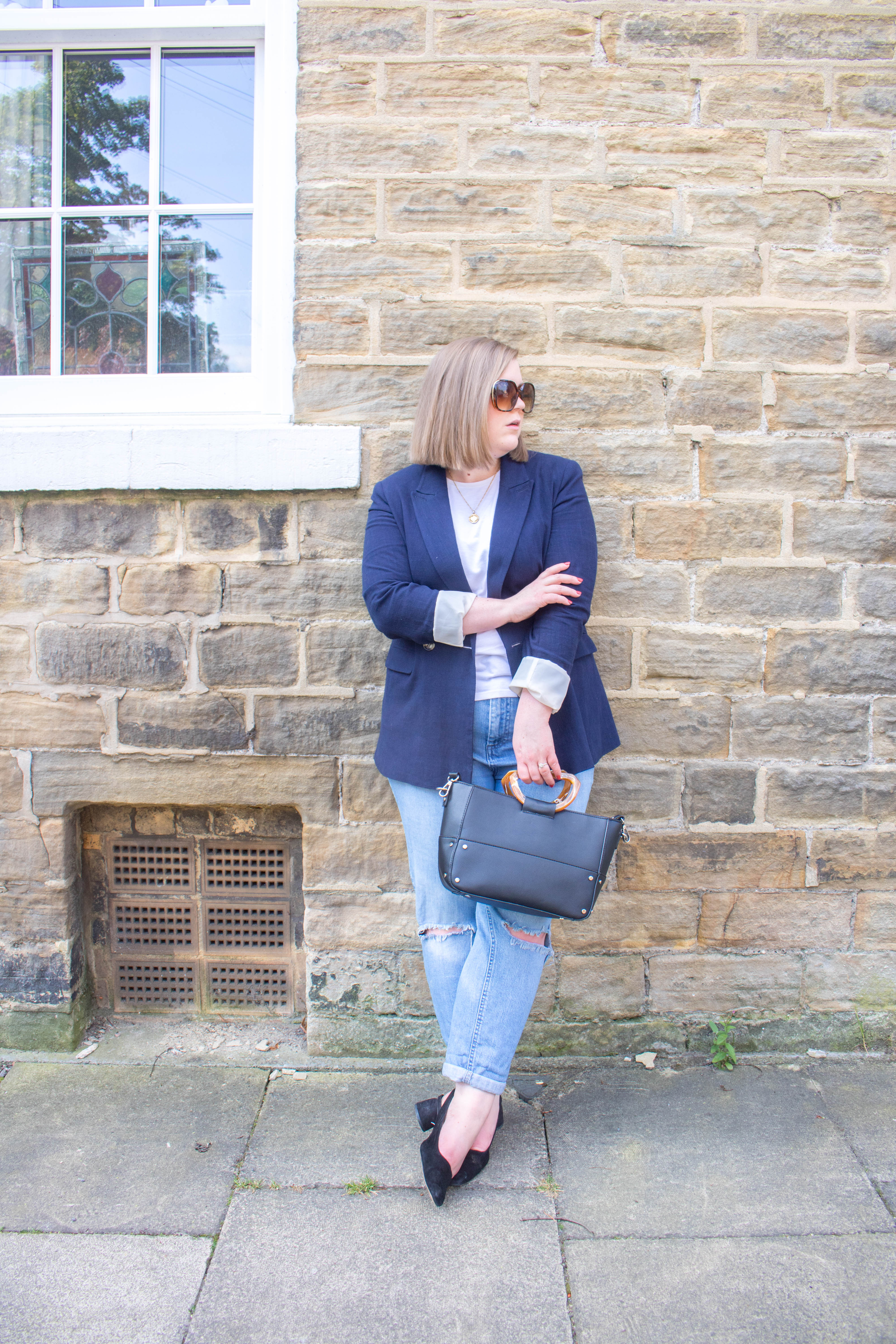an edited lifestyle british summer dressing