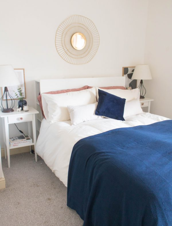 How to Style a Bed Perfectly