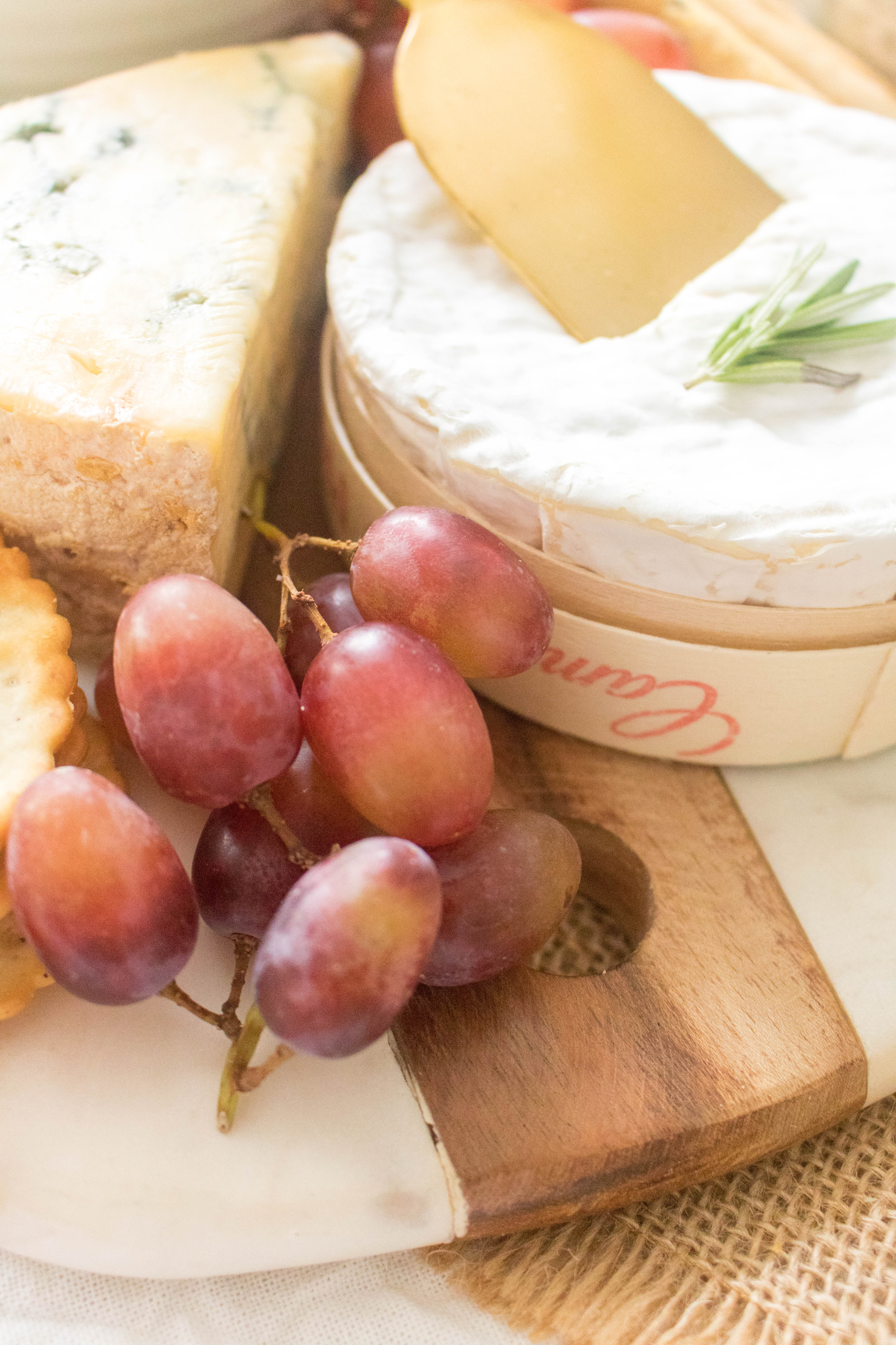 an edited lifestyle entertain cheeseboard