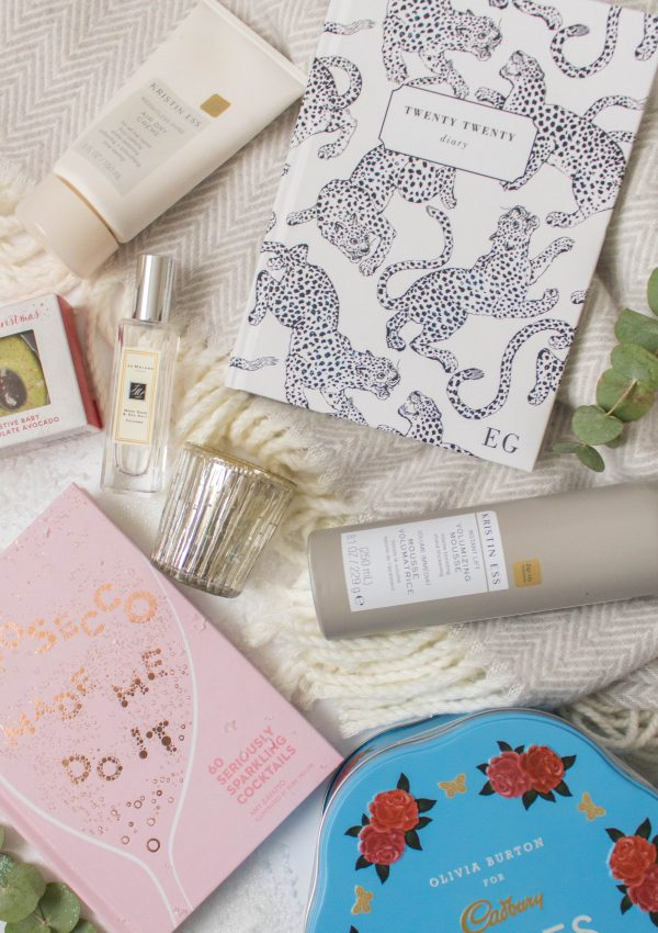 an edited lifestyle gift guide stocking fillers