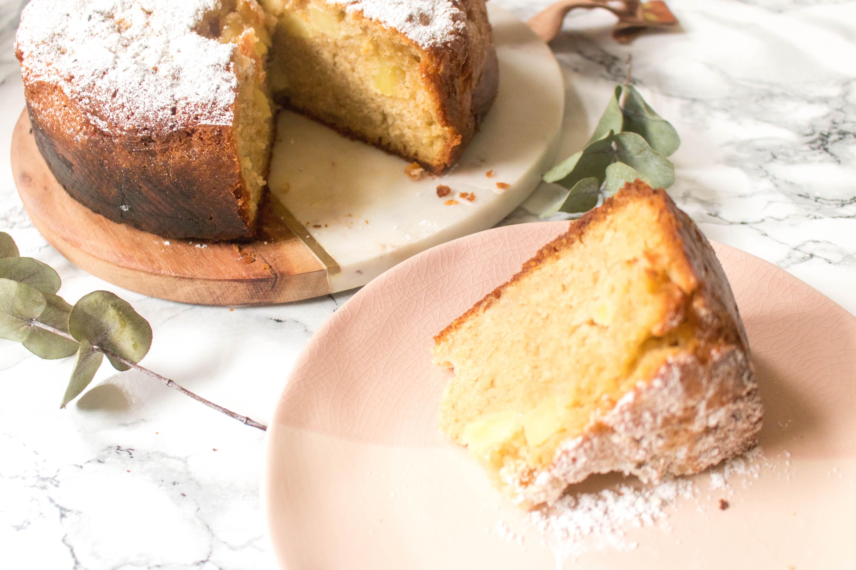 an edited lifestyle recipe spiced apple cake
