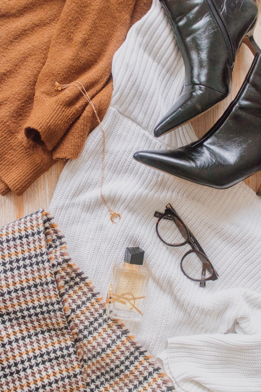 an edited lifestyle winter wardrobe wishlist