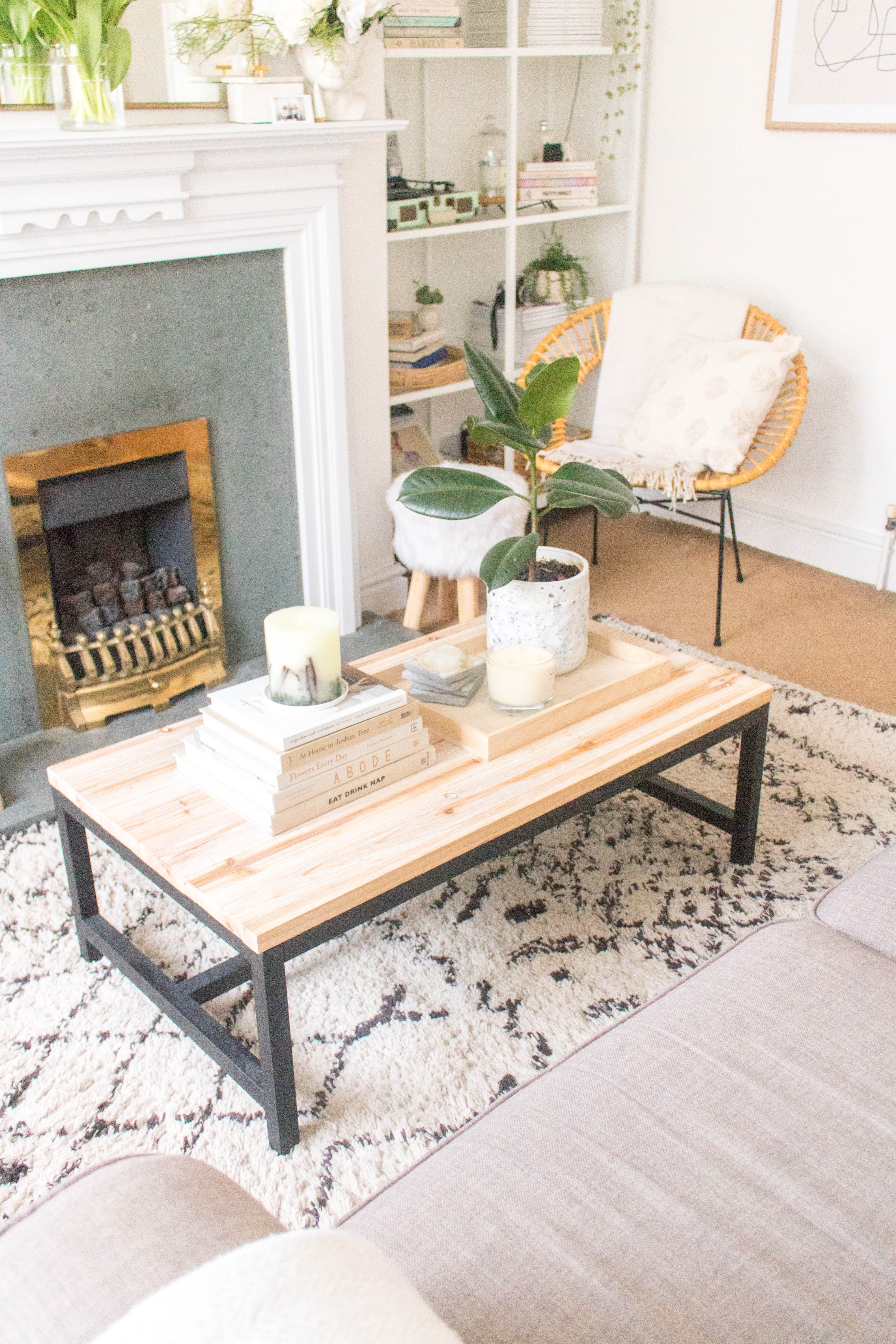 an edited lifestyle interiors living room pulled together