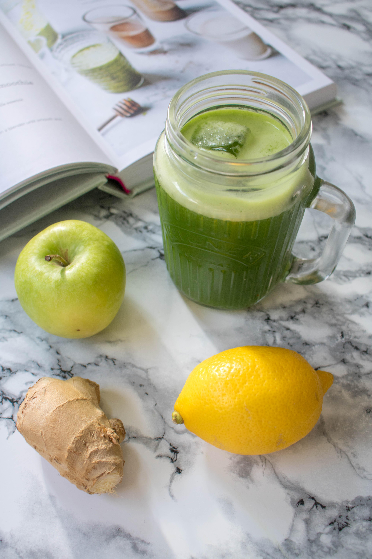 morning green juice