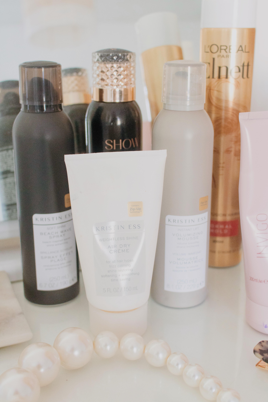 an edited lifestyle beauty haircare
