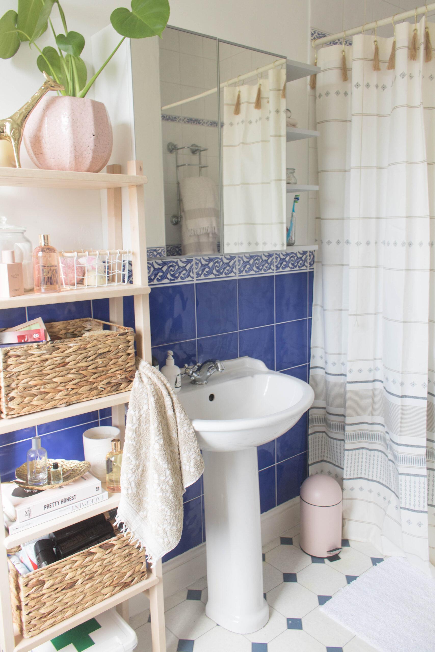 Our Rental Bathroom Renovation Reveal