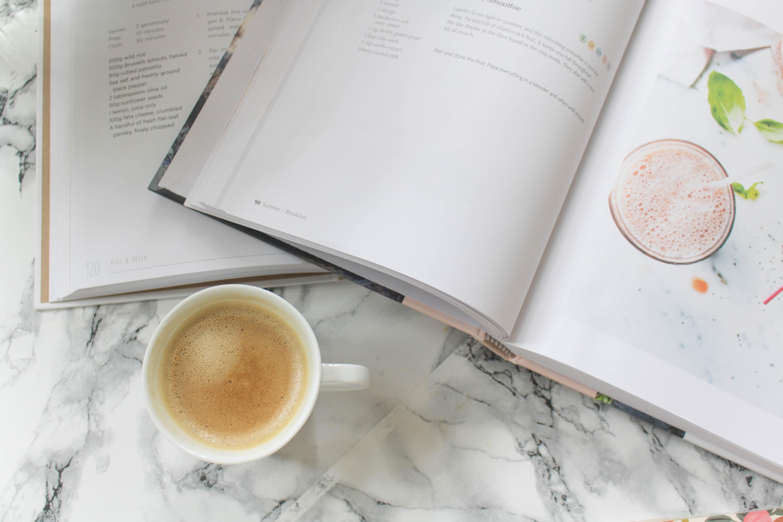 an edited lifestyle cookbook i love