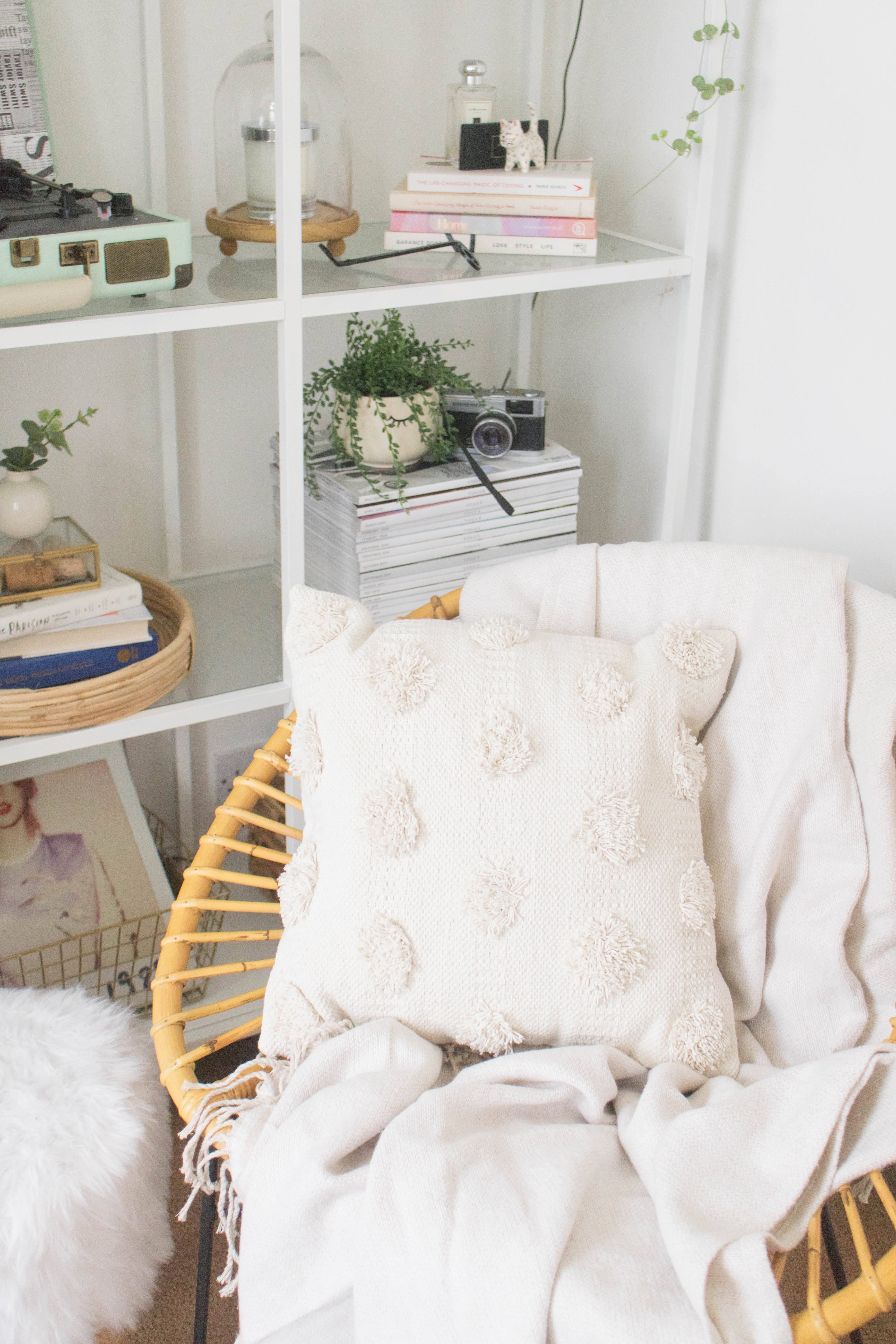 an edited lifestyle interior small living room feel bigger