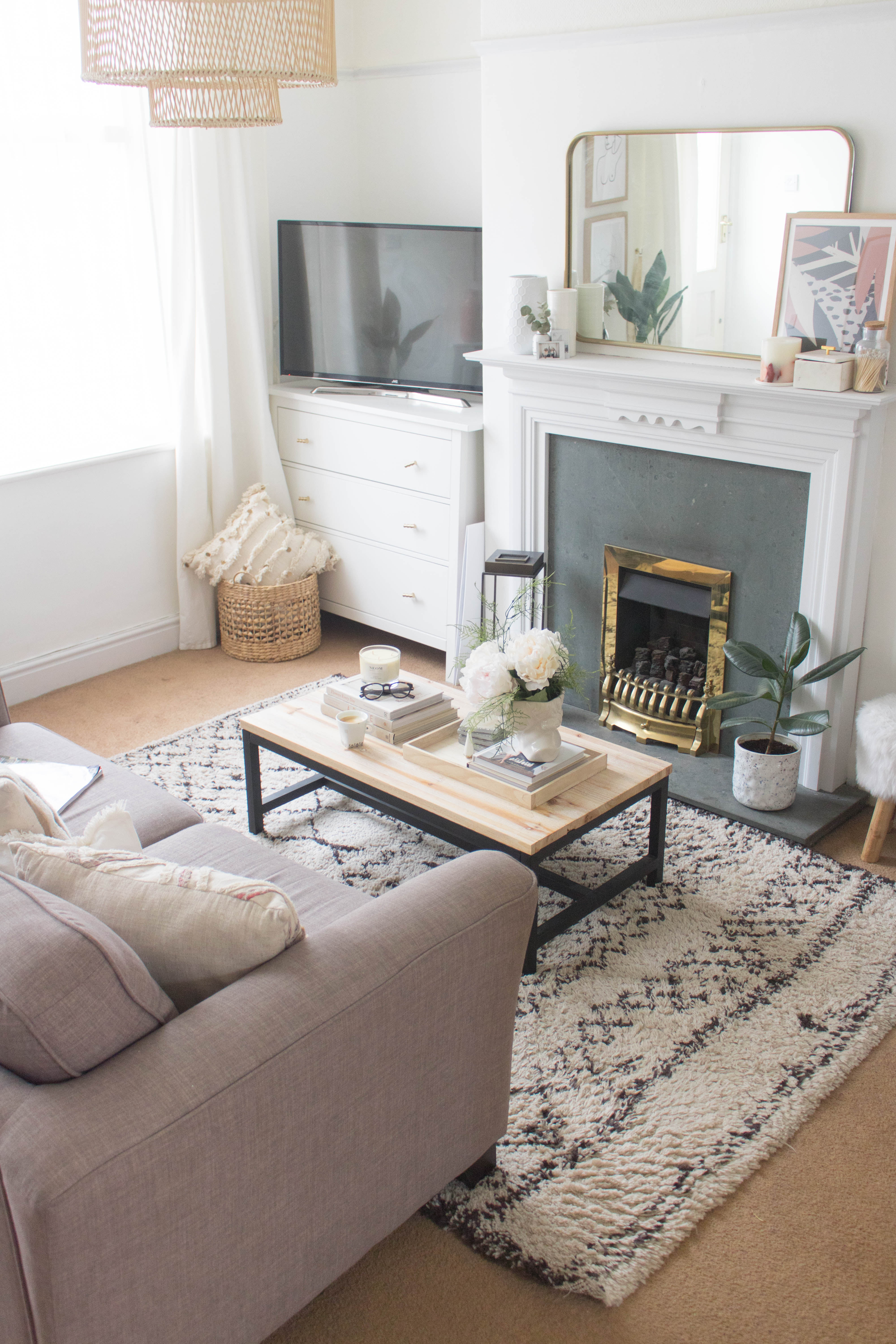 5 Ways to Make Your Small Living Room Feel Bigger