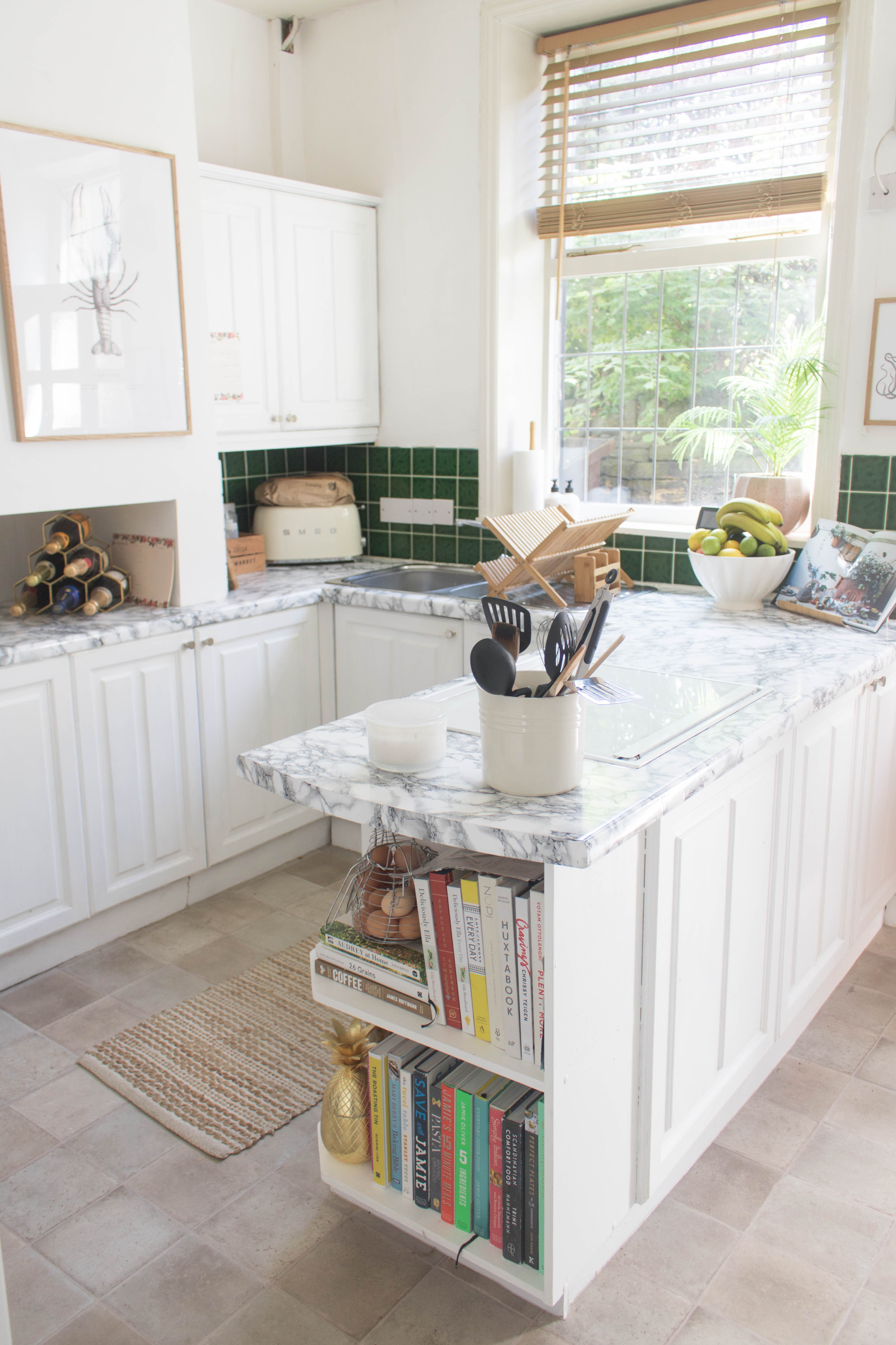 an edited lifestyle interiors organising a kitchen
