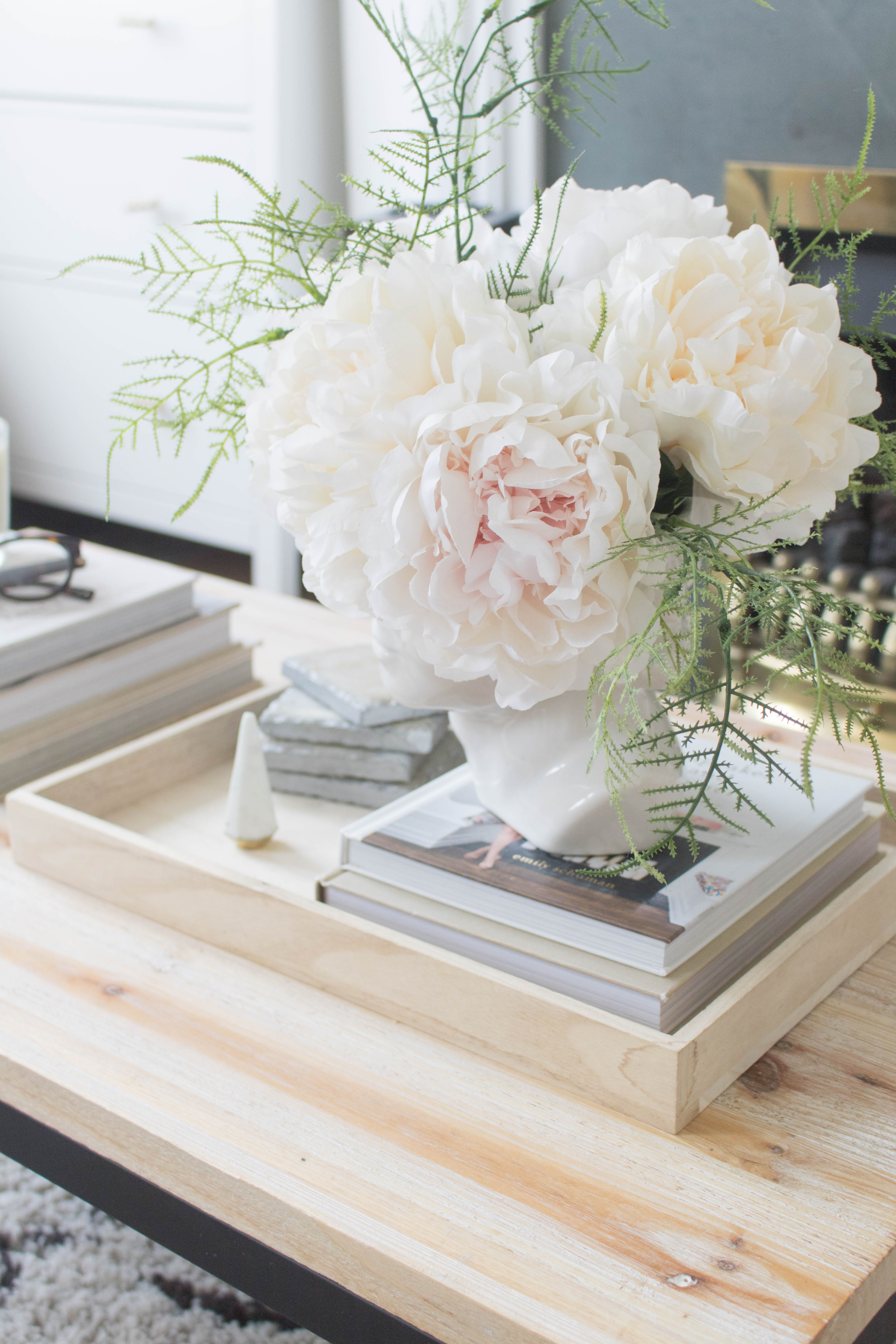 an edited lifestyle interiors home organisation