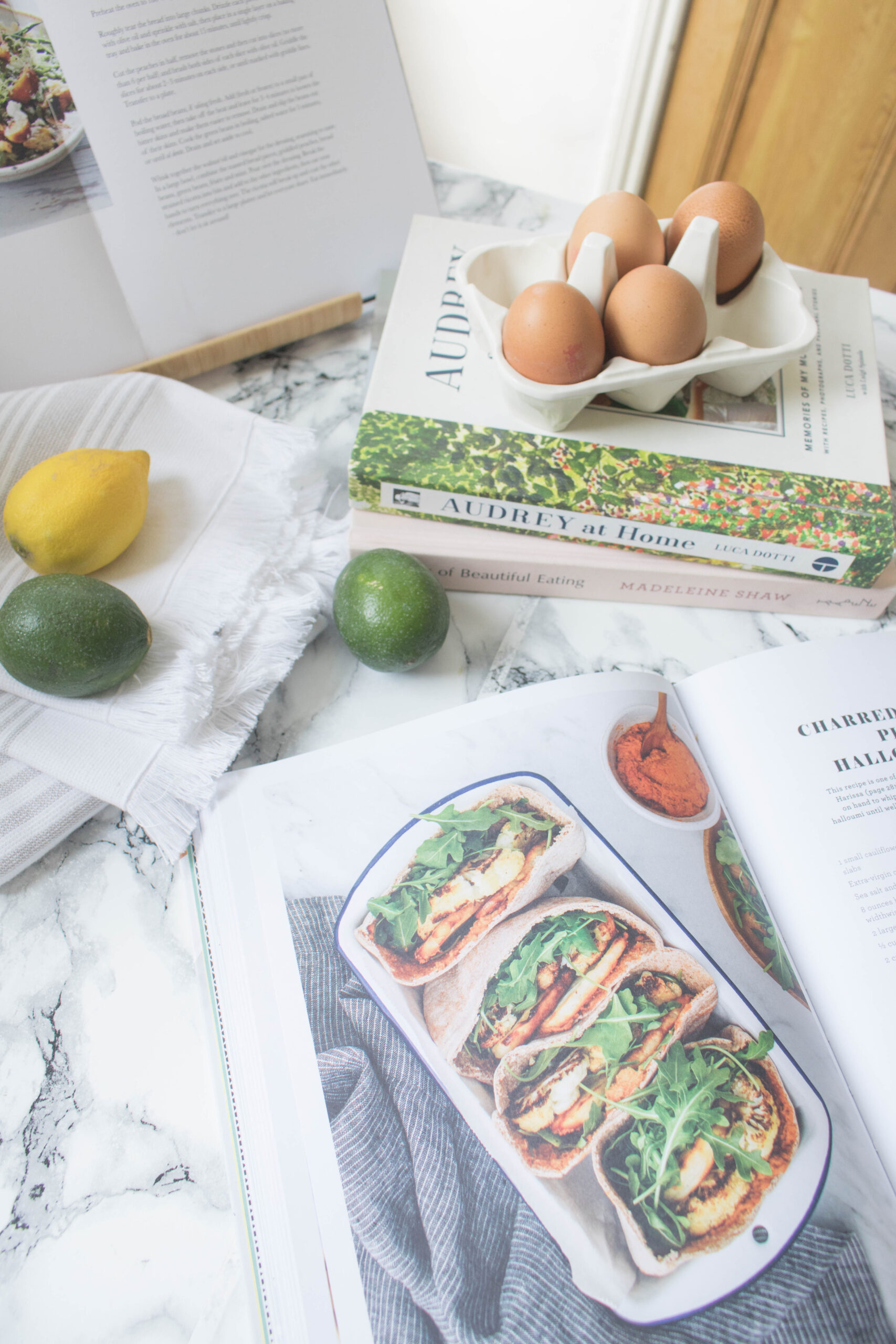 an edited lifestyle summer cookbooks