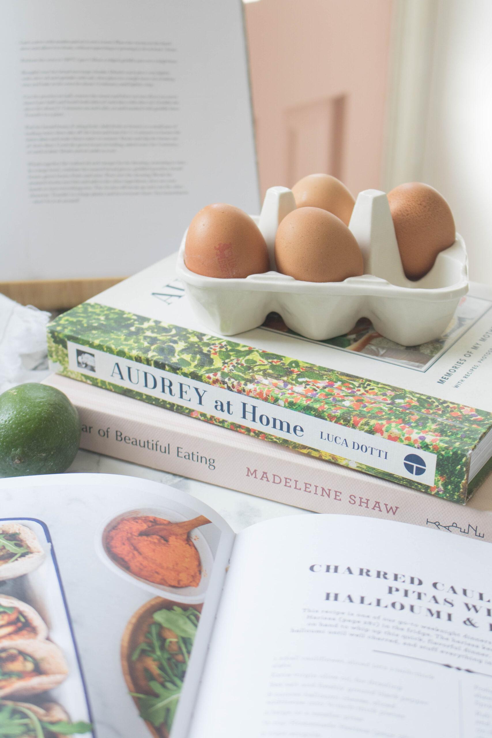 an edited lifestyle summer cookbooks