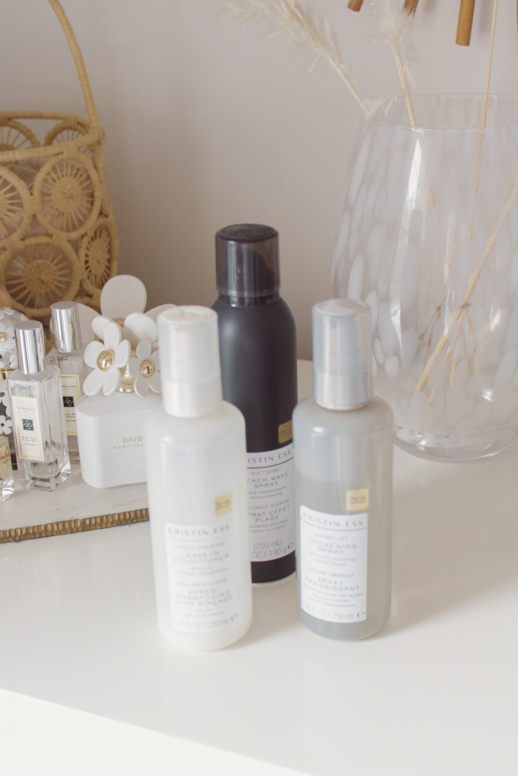 an edited lifestyle beauty washing hair daily